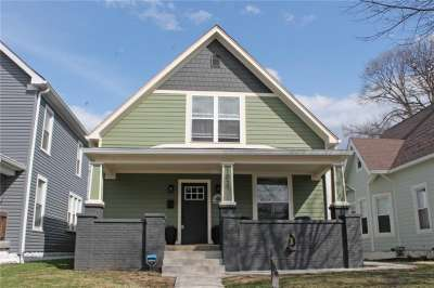 1027 N Tacoma Avenue, Indianapolis, IN 46201