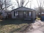 4607  Melrose  Avenue, Indianapolis, IN 46241