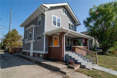 614 E 33rd Street, Indianapolis, IN 46205