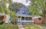 609 North Drexel Avenue, Indianapolis, IN 46201