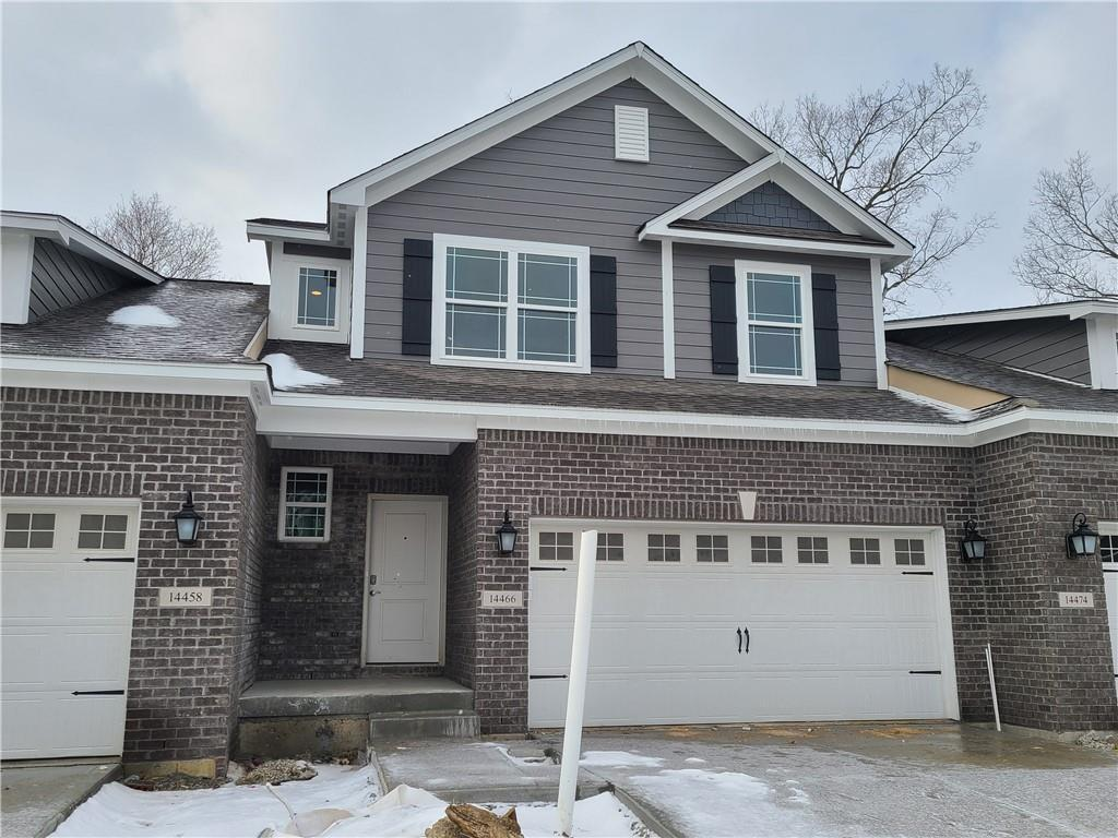 14466 N Treasure Creek Lane, Fishers, IN 46038 image #1