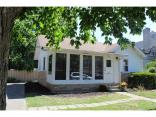 917 East 62nd Street, Indianapolis, IN 46220