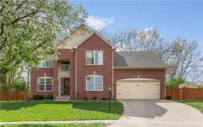 4339 N Almond Court, Greenwood, IN 46143