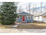 2142 South Ringgold  Avenue, Indianapolis, IN 46203