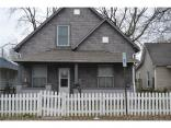 2217  Martha  Street, Indianapolis, IN 46221