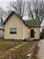 1017 North Sheffield Avenue, Indianapolis, IN 46222