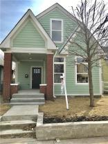 623 Terrace Avenue, Indianapolis, IN 46203