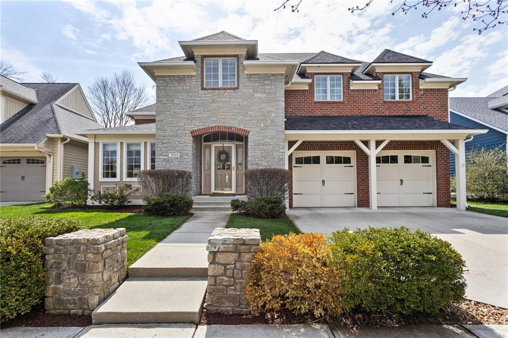 7653 Carriage House Way Zionsville, IN 46077
