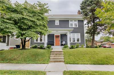 3868 N Ruckle Street, Indianapolis, IN 46205