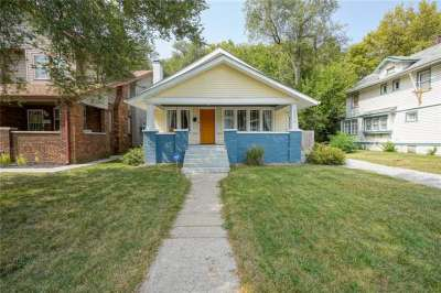 3316 N College Avenue, Indianapolis, IN 46205