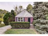 1138 East Standish Avenue, Indianapolis, IN 46227