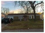 6307  Meadowlark  Drive, Indianapolis, IN 46226