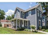 2030 North Talbott  Street, Indianapolis, IN 46202
