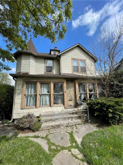 2535 E Shelby Street, Indianapolis, IN 46203