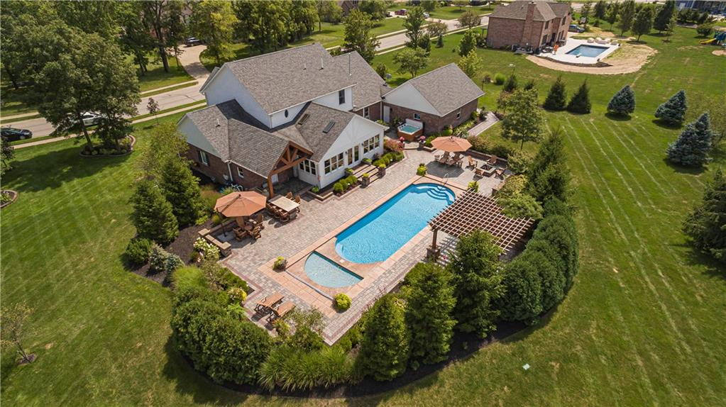 1546 E Osprey Drive, Greenfield, IN 46140 image #1