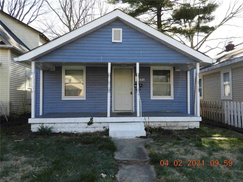 445 N Goodlet Avenue Indianapolis, IN 46222