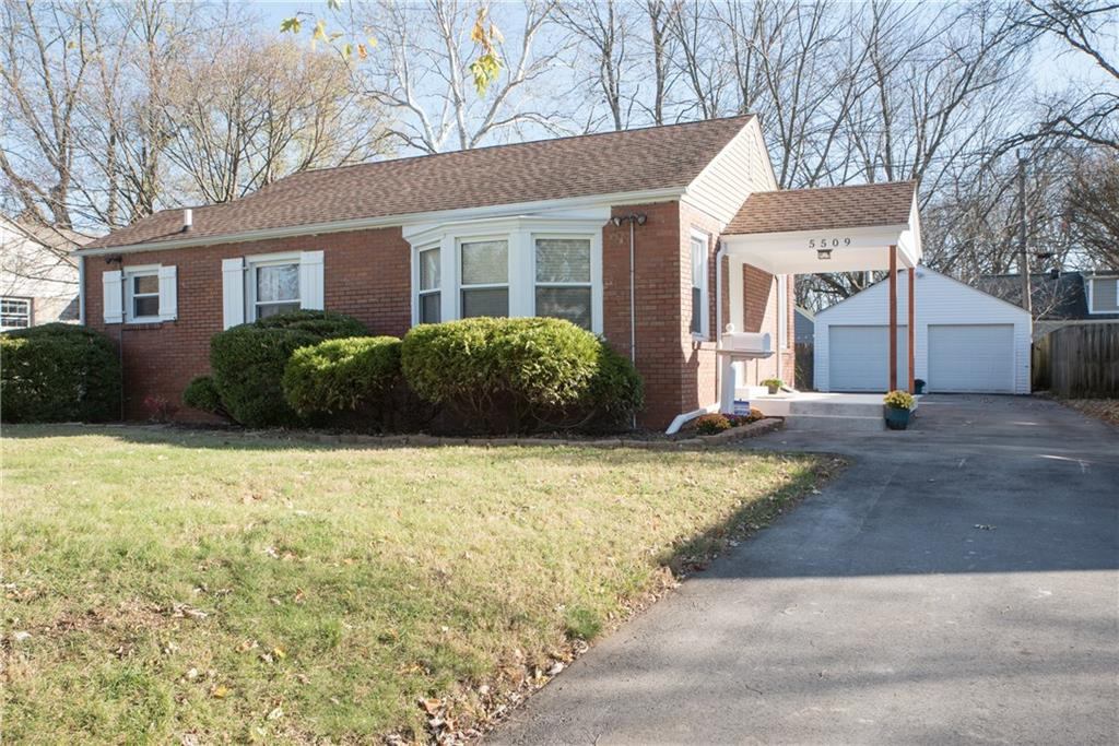 5509 E Rosslyn Avenue, Indianapolis, IN 46220 image #0