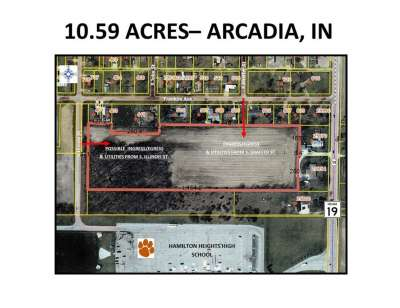 0 S Illinois Street, Arcadia, IN 46030