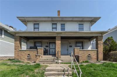 617 N Parker Avenue, Indianapolis, IN 46201