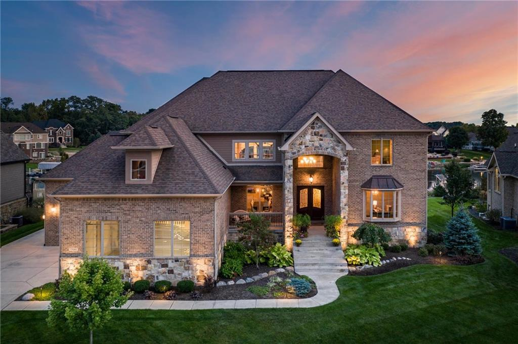 13585 N Lake Ridge Lane, Fishers, IN 46055 image #0