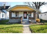 1743 South State Avenue, Indianapolis, IN 46203