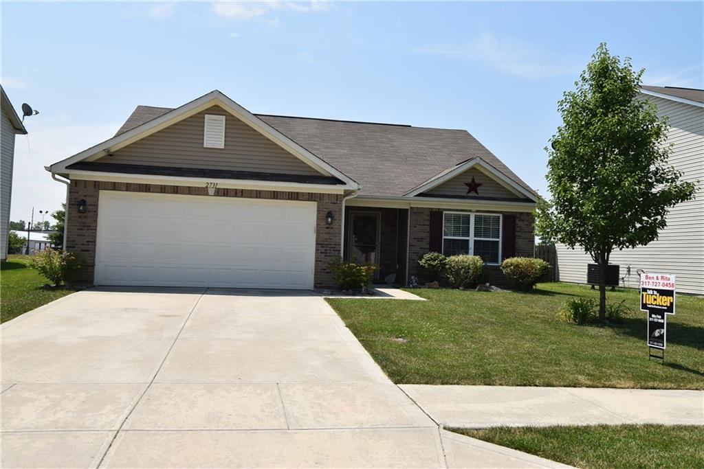 2731 W Winding Creek Lane, Greenfield, IN 46140 image #0