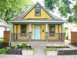 1705  Ringgold  Avenue, Indianapolis, IN 46203