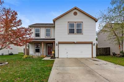 8327 S Weathervane Court, Indianapolis, IN 46239