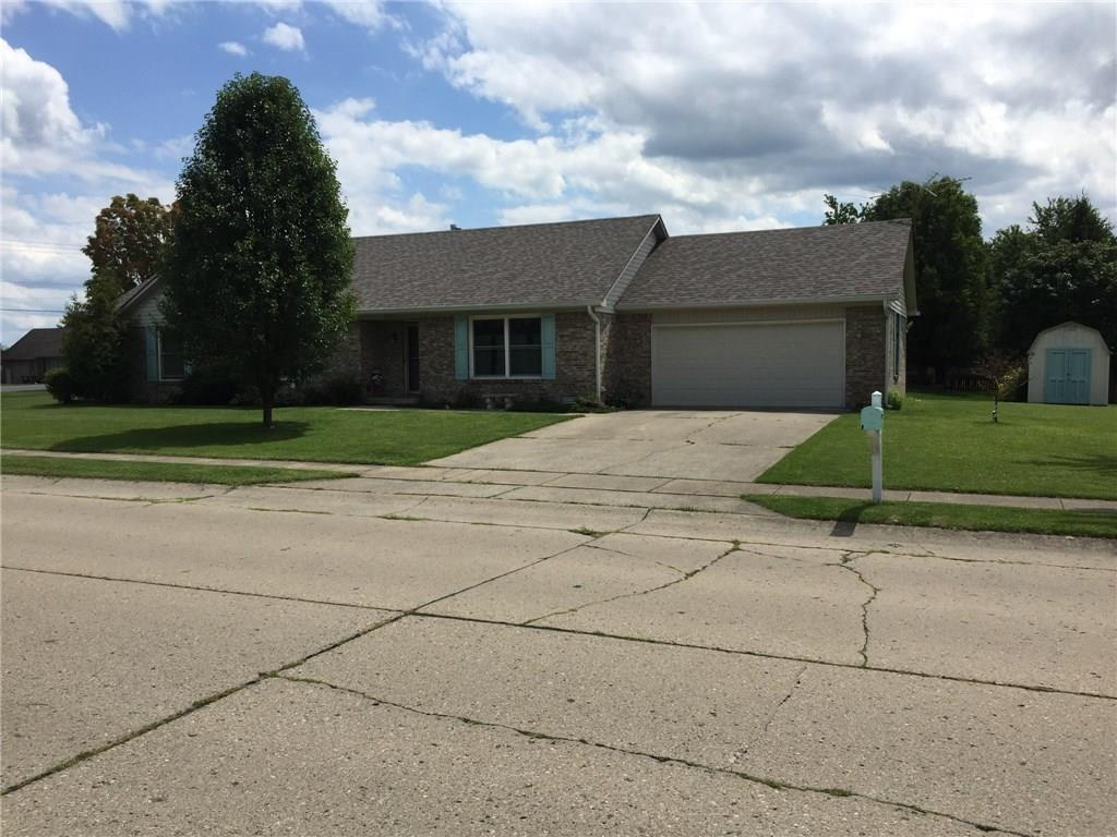 309 Lake View Drive, Greenfield, IN 46140 image #1