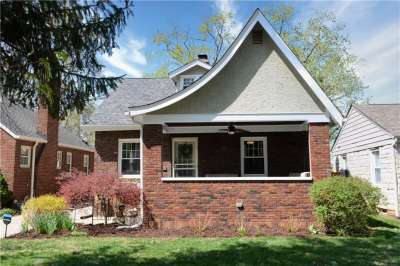 6046 N Haverford Avenue, Indianapolis, IN 46220