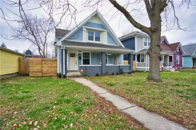 810 N Temple Avenue, Indianapolis, IN 46201