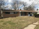 5130  Barbour  Court, Lawrence , IN 46226