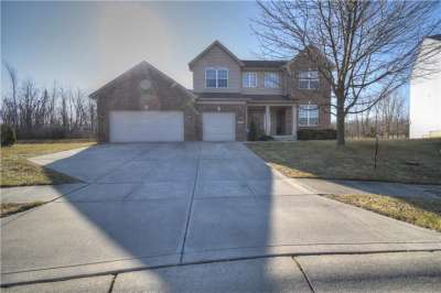 10437 N Gladeview Court, Indianapolis, IN 46239
