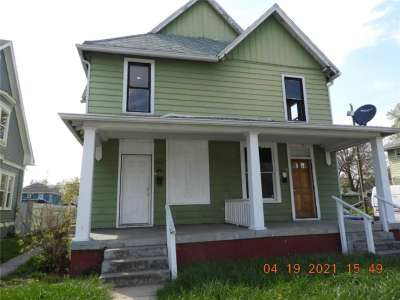 1036 N Tuxedo Street, Indianapolis, IN 46201