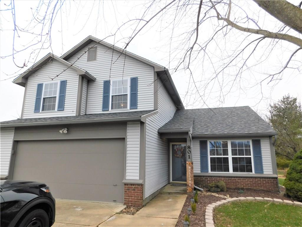 801 E Fleetwood Drive, Greensburg, IN 47240 image #0