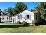 5352 Crittenden Avenue, Indianapolis, IN 46220