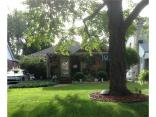 38 North Irwin  Street, Indianapolis, IN 46219
