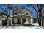3723 North Kenwood  Avenue, Indianapolis, IN 46208