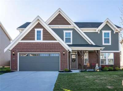 6457 W Clearview Drive, McCordsville, IN 46055