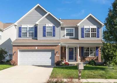 7829 N Andaman Drive, Zionsville, IN 46077