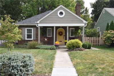 6037 E Haverford Avenue, Indianapolis, IN 46220