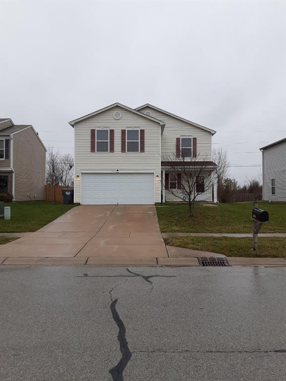 1404 S Norton Drive, Greenwood, IN 46143 image #1