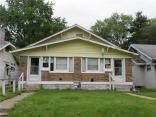 813 North Denny Street, Indianapolis, IN 46201