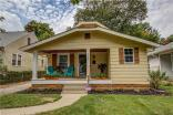 5144 Rosslyn Ave, Indianapolis, IN 46205