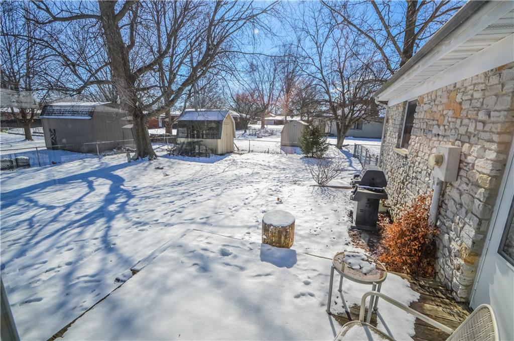 4305 E Dudley North Drive, Indianapolis, IN 46237 image #41