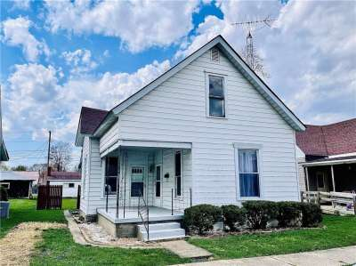 809 N Sexton, Rushville, IN 46173