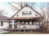 1331~2D1333 South Saint Paul Street<br />Indianapolis, IN 46203
