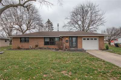 2663 E Forest Drive, Columbus, IN 47201