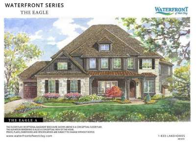 11710 N Waterbridge Drive, Zionsville, IN 46077