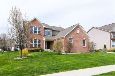 6240 W Eagle Lake Drive, Zionsville, IN 46077